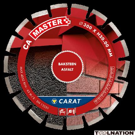 CAM5004000 Diamanttrennscheibe ASPHALT CA MASTER 500x25,4MM