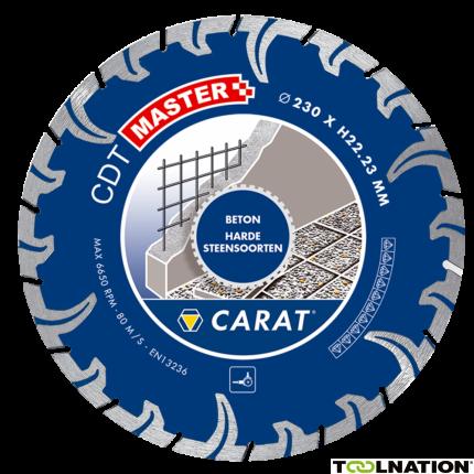 CDTM115300 Diamanttrennscheibe TURBO CDT MASTER 115x22.2MM