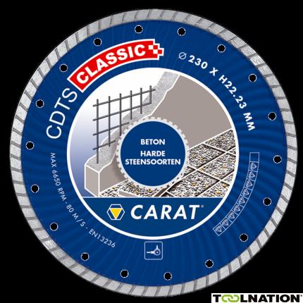 CDTSC23030 Diamanttrennscheibe CDTS CLASSIC 230x22.2MM