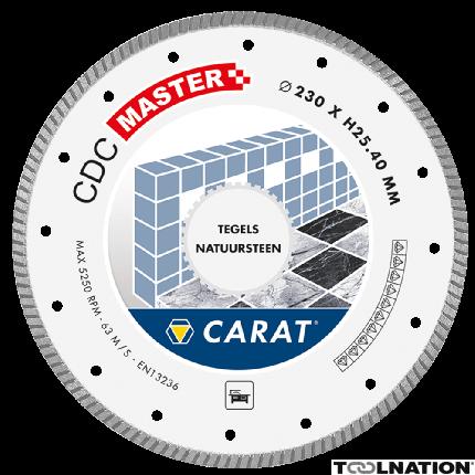 CDCM180400 Diamanttrennscheibe FLIESEN / NATURSTEIN CDC MASTER 180x25,4MM