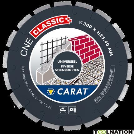CNEC350500 Diamanttrennscheibe UNIVERSAL CNE CLASSIC 350x30,0MM