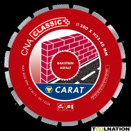 CNAC350400 Diamanttrennscheibe BRICK / ASPHALT CNA CLASSIC 350x25,4MM