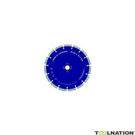 CS14050010 Diamanttrennscheibe LASERBETON STANDARD, 140x30,0 MM, TYP CS
