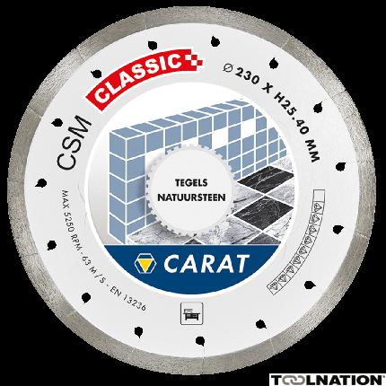 Carat CSMC300400 Diamanttrennscheibe FLIESEN CSM CLASSIC 300x25,4MM