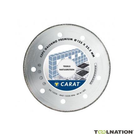 CEPS115300 Diamanttrennscheibe GALVANO PREMIUM 115x22,2MM, TYP CEPS
