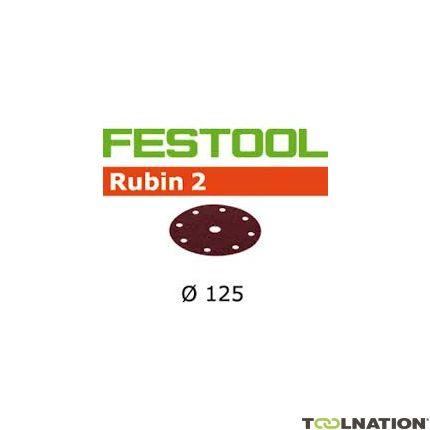 Schleifscheiben STF D125/8 P180 RU2/10 499107