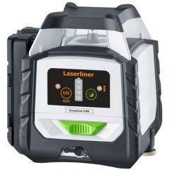 DuraPlane G360 RX Horizontaler grüner 360-Grad-Linienlaser + RangeXtender G60-Empfänger