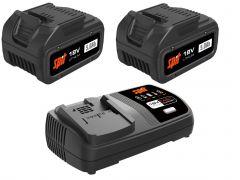 054548 Energypack 18 Volt 5,0 Ah