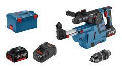 GBH 18V-26 F Professional Akku-Bohrhammer mit SDS-plus 18V, 6,0Ah + Koffer 0611910004