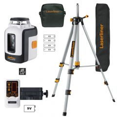 SmartLine-Laser 360 Set Kreuzlinienlaser