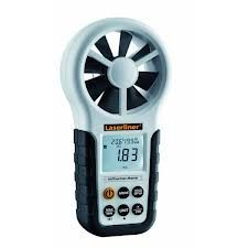 AirflowTest-Master Anemometer