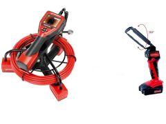 1000001700 ROSCOPE i2000 Modul 25/16 + TEC + FL180 Lampe