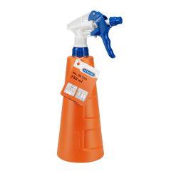 Haushaltszerstäuber 750 ml PE orange Kunststoffdüse
