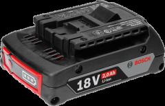 GBA 18V 2.0Ah Professional Akkupack 1600Z00036