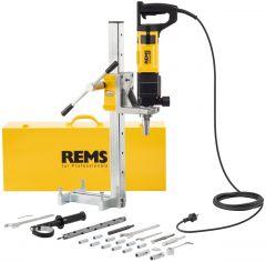 180033 R220 Picus DP Set Simplex 2 Diamantbohrmaschine mit Mikroimpulstechnik + Bohrständer Simplex 2