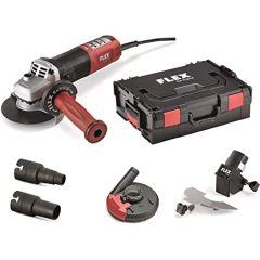 L 15-11 125 Winkelschleifer Set 125 mm 1500 Watt