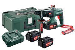 600210960 KHA 18 LTX SET Akku Hammer 18 Volt 3 x 4.0 Ah Li-ion