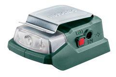 600298000 POWERMAXX PA 12 LED-USB Akku Power Adapter 12 Volt