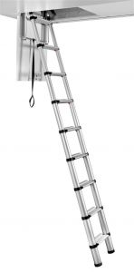 60324-101 Dachbodentreppe Loft Line Mini 2.45 M