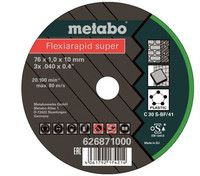626871000 5 Flexiarrad Super Schleifscheibe 76 x 10 mm Universal