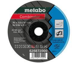 626872000 3 Combinator Schleifscheibe 76 x 10 mm INOX