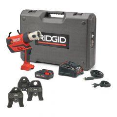RP350-B Kit Standard 12 - 108 mm Presswerkzeug18 Volt 2.5 Ah Li-ion + Backen V 15-18-22