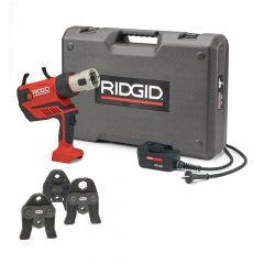 RP350-C Kit Standard 12 - 108 mm Presswerkzeug230V + 3 Backen V 18-22-28