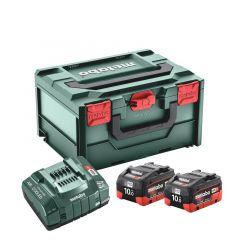 BASIS-SET 2X LIHD 10AH + ASC 145 + METABOX 685142000