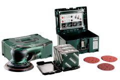 691039000 SXE 150-5.0 BL SET Exzenterschleifer 150 mm in Metaloc + 150 haftschleifblätter