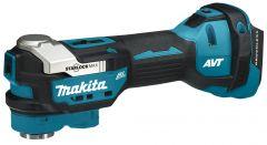 DTM52ZJ Multitool Starlock Max 18 Volt ohne Akku oder Ladegerät