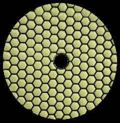 Diamantpolierscheibe trocken 125mm K800