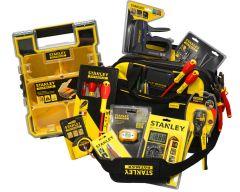 FMST1-82945 Werkzeugtasche bestückt Mit VDE Werkzeug Set für Elektriker