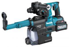 HR003GM202 Kombi Hammer SDS-Plus 40 V max. 4,0 Ah Li-Ion mit Staubabsaugung