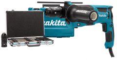 HR2630TX12 Bohrhammer SDS-Plus 800 Watt + Zubehör