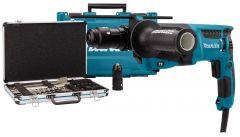 HR2631FT12 Kombihammer SDS-Plus 800 Watt + Zubehör