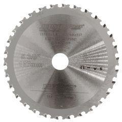 HM zaagblad 165 mm 48T voor INOX