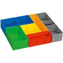 i-BOXX 72 Boxen für Kleinteileaufbewahrung Set 10 Stück Professional 1600A001S6
