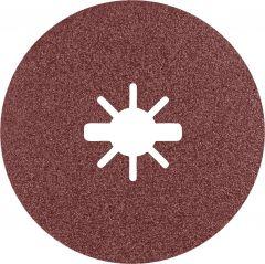 Expert R781 Prisma Ceramic Fiberscheibe, X-LOCK, 115mm, 22,23mm, G 80, 5-tlg.