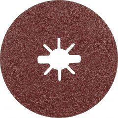 Expert R781 Prisma Ceramic Fiberscheibe, X-LOCK, 125mm, 22,23mm, G 60, 5-tlg.