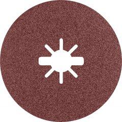 Expert R781 Prisma Ceramic Fiberscheibe, X-LOCK, 125mm, 22,23mm, G 80, 5-tlg.
