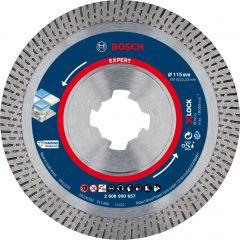 Expert HardCeramic X-LOCK Diamanttrennscheiben, 115 x 22.23 x 1.4 x 10mm
