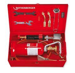 MULTI 300 Weichlötgarnitur B, mit Propanregler und Metallkoffer 35488
