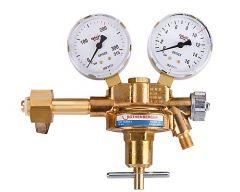 Sauerstoff-Druckminderer mit Manometer, 200 bar 35634