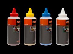 Kreidepulver, gelb, 227g pro Flasche CHALK-YELLOW