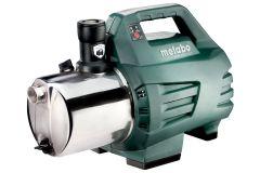 600980000 HWA 6000 INOX Hauswasserautomat
