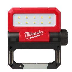 Milwaukee L4 FFL-201 USB Akku Strahler