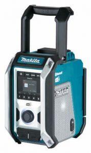 DMR115 Baustellen Radio DAB, DAB+, Bluetooth mit Netzteil