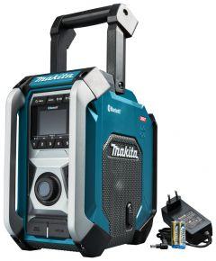 MR006GZ Akku-Baustellenradio FM/AM Bluetooth 40 Volt max ohne Akku oder Ladegerät