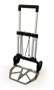 Faltbare Aluminium Transportkarre 125 kg