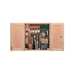 40-304 Werkzeugsatz 37-Teilig in Werkzeugschrank
